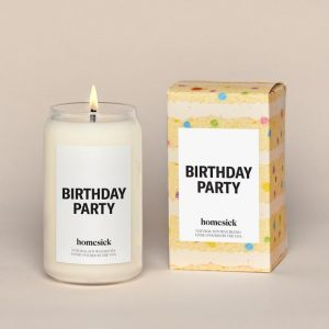 Homesick Birthday Party 13.75 oz Candle $34.00