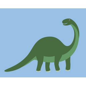 Pink Picasso Kids Dinosaur Paint by Number Kit