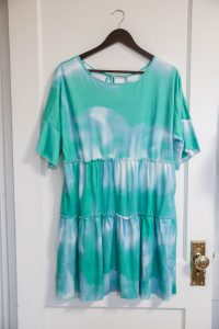 Remi Dress: Turquoise $36.00