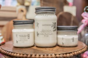 Southern Peach Candles
