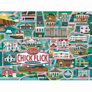 True South Chick Flick Puzzles