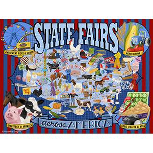 True South State Fairs Puzzle